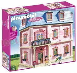 PLAYMOBIL HERENHUIS DOLLHOUSE