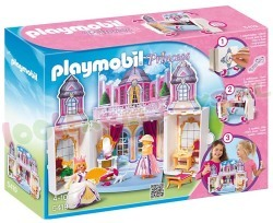 "PLAYMOBIL SPEELBOX ""PRINSESSENPRIEEL"""