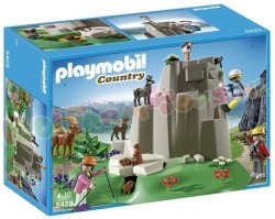 PLAYMOBIL BERGBEKLIMMING