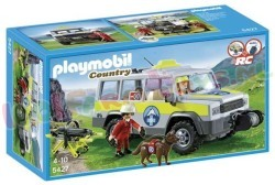 PLAYMOBIL REDDINGSPLOEG IN DE BERGEN