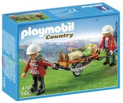 PLAYMOBIL ReddingsTeam met Brandcard