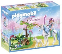PLAYMOBIL WATERFEE AQUARELLA OP DE