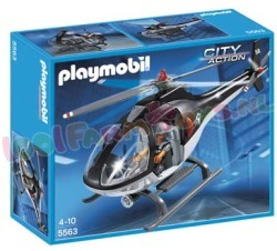 PLAYMOBIL HELIKOPTER