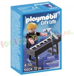 PLAYMOBIL POPSTER KEYBOARD
