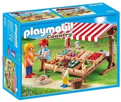 PLAYMOBIL GROENTEKRAAM