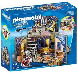 PLAYMOBIL SPEELBOX RIDDER SCHATKAMER