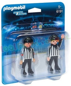 PLAYMOBIL HOCKEY SCHEIDSRECHTERS