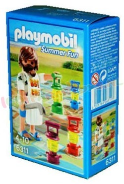 PLAYMOBIL SUMMER FUN KAMPEERSPEL