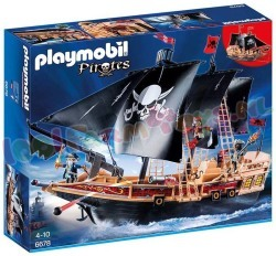 PLAYMOBIL PIRATEN AANVALSCHIP