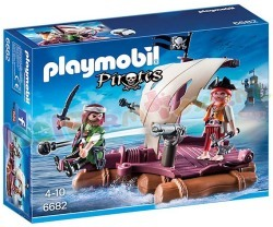 PLAYMOBIL PIRATENVLOT
