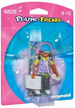 PLAYMOBIL MULTIMEDIA GIRL