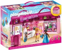 PLAYMOBIL MEENEEM FASHIONSHOP