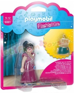 PLAYMOBIL FASHION GIRL - PARTY