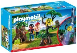 PLAYMOBIL NACHTDROPPING MET UV-LAMP