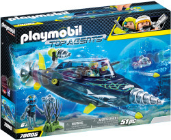 PLAYMOBIL Team S.H.A.R.K DrilonderZeeer