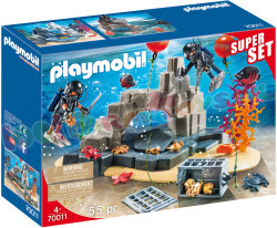 PLAYMOBIL SuperSet SIE Onderwatermissie