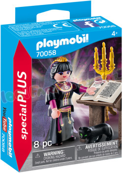 PLAYMOBIL Heks met Toverboek
