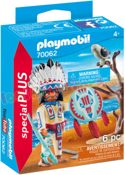 PLAYMOBIL Inheems Stamhoofd