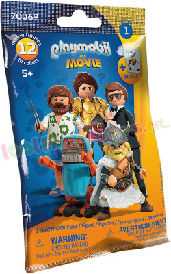 PLAYMOBIL The Movie figures (serie 1)