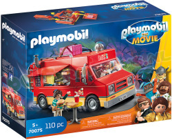 PLAYMOBIL Del's Food Truck