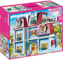 PLAYMOBIL Dollhouse Groot herenhuis