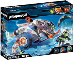 PLAYMOBIL Spy Team SneeuwMobiel