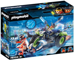 PLAYMOBIL Arctic Rebels SneeuwTrike