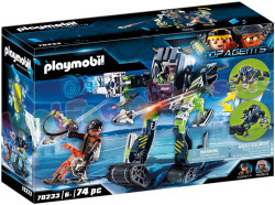 PLAYMOBIL Arctic Rebels sneeuwrobot