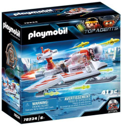 PLAYMOBIL Spy Team piloot