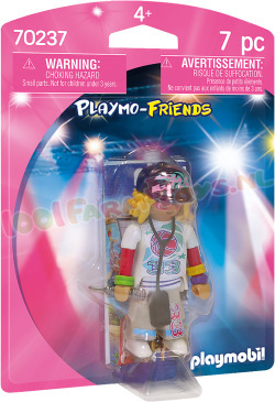 PLAYMOBIL Rapper