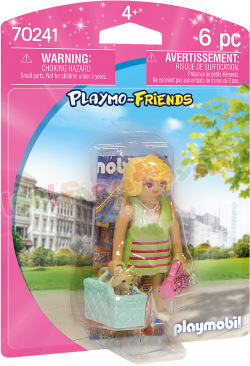 PLAYMOBIL It-girl met Chihuahua