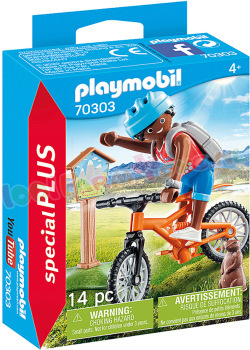 PLAYMOBIL Mountainbiker