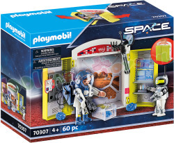 PLAYMOBIL Speelbox Ruimtestation