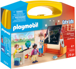 PLAYMOBIL School MeeneemKoffertje