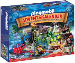 PLAYMOBIL Piraten Adventskalender