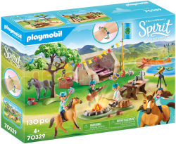 PLAYMOBIL Spirit Paardenkamp