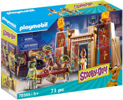 Playmobil Scooby Doo In Egypte