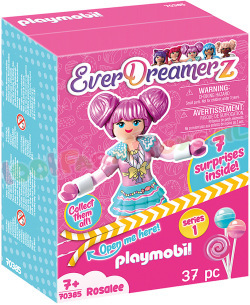 PLAYMOBIL EverDreamerZ Rosalee