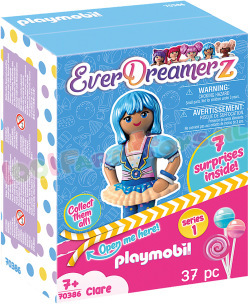 PLAYMOBIL EverDreamerZ Clare