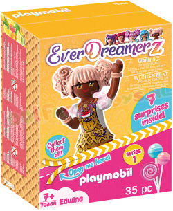 PLAYMOBIL EverDreamerZ Edwina