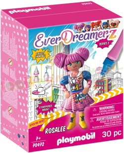 PLAYMOBIL EverdreamerZ II Rosalee