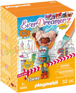 PLAYMOBIL EverdreamerZ II Edwina