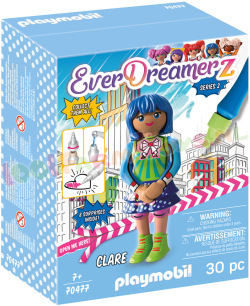 PLAYMOBIL EverdreamerZ II Clare