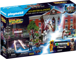 Adventskalender Back to the Future