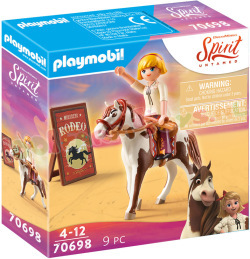 PLAYMOBIL Rodeo Abigail