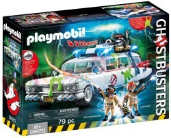 PLAYMOBIL GHOSTBUSTERS ECTO-1 AUTO 2017