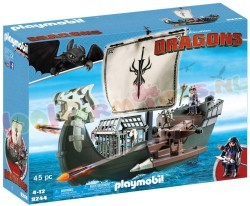 PLAYMOBIL DRAGONS - DRAKO'S SCHIP