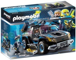 PLAYMOBIL DR. DRONE'S 4X4 SUV OFF ROAD