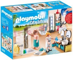 PLAYMOBIL BADKAMER+ DOUCHE + WC