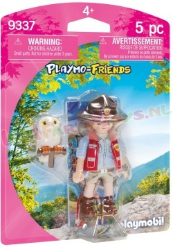 PLAYMOBIL PARKWACHTER